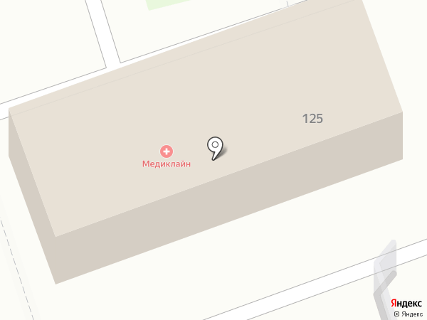 МУП Железнодорожного района на карте Пензы