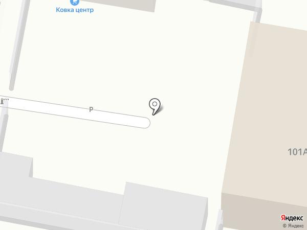 Рэквием58 на карте Пензы