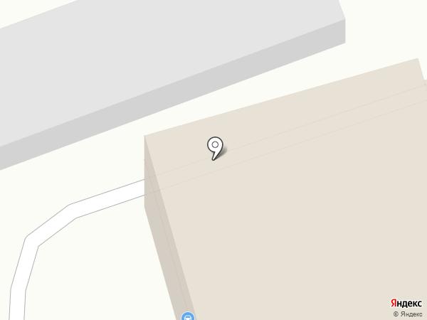 Уни-Трейд на карте Пензы