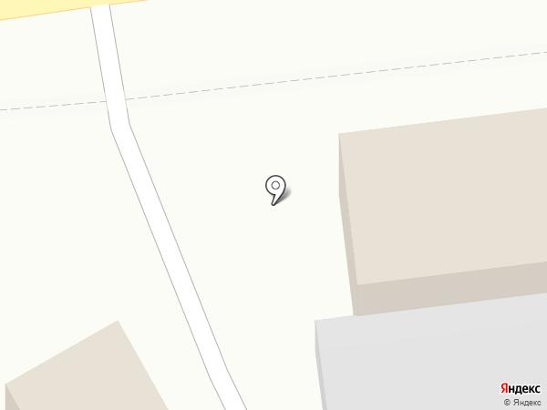 Гарант на карте Засечного