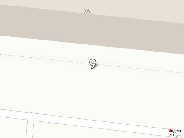 Военторг на карте Пензы