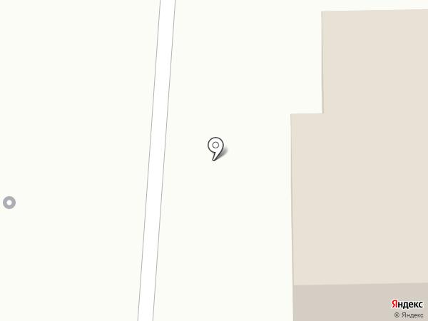 Пензенское, ЗАО на карте Пензы