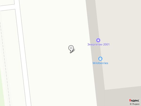 Продовольственный магазин на карте Засечного