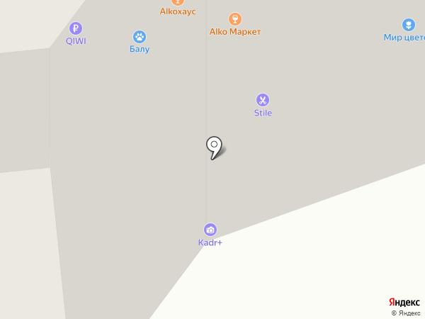 Огруп недвижимость на карте Засечного