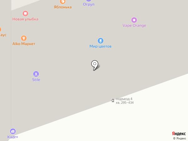 Пенза Атлет на карте Засечного