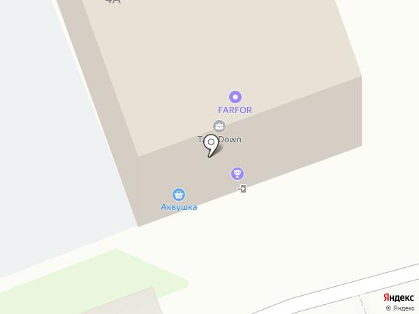 Пицца Хаус на карте Засечного