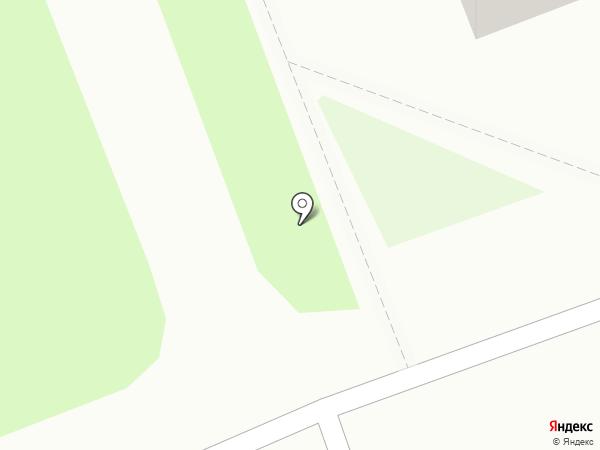 Скарабей на карте Засечного