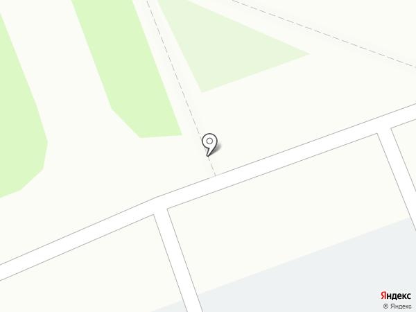 Аква Люкс на карте Засечного