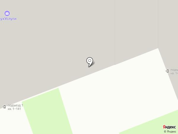Акватория на карте Засечного