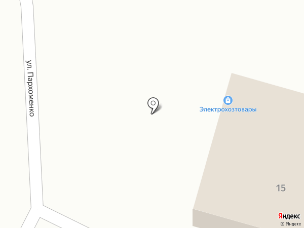Магазин электрохозтоваров на карте Пензы