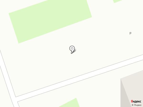 Сириус на карте Засечного