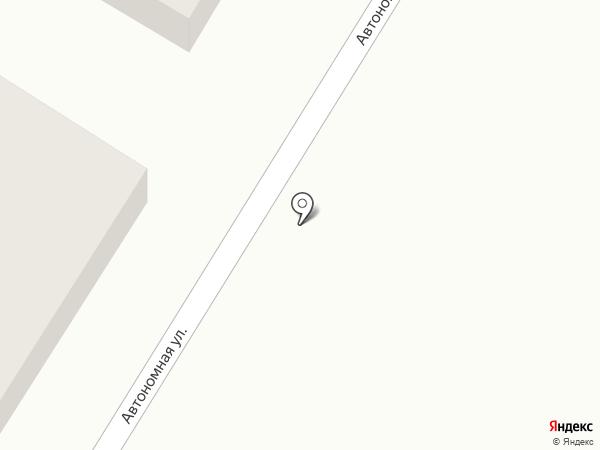 Торговая фирма на карте Пензы