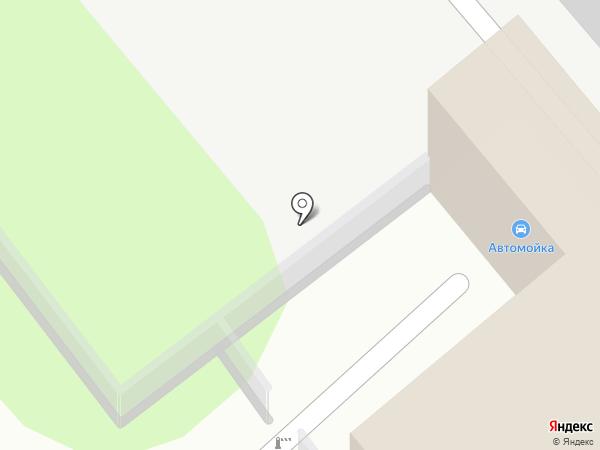 Автомойка на карте Пензы