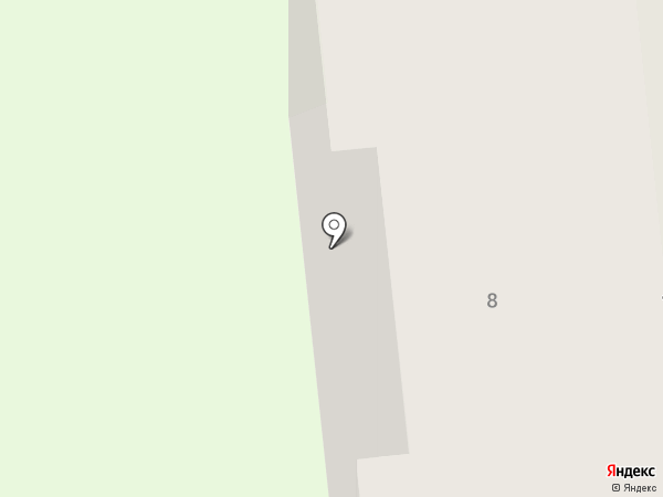 Бэби-Остров на карте Засечного
