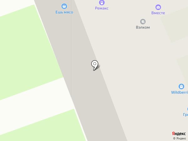 Золотая Линия, ЗАО на карте Засечного