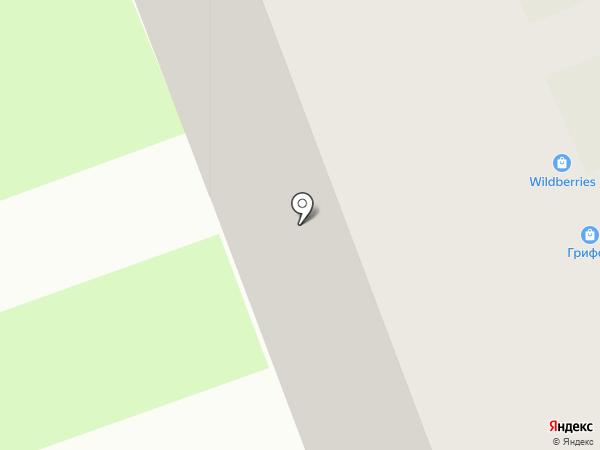 Ренессанс-Недвижимость на карте Засечного
