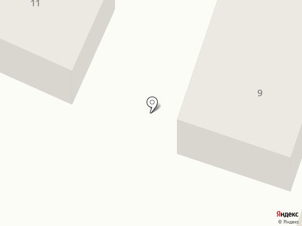 Ника на карте Бессоновки