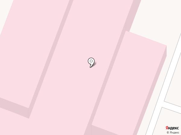 Бессоновская районная больница, ГБУЗ на карте Бессоновки