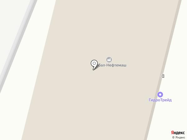 КотОМ на карте Пензы
