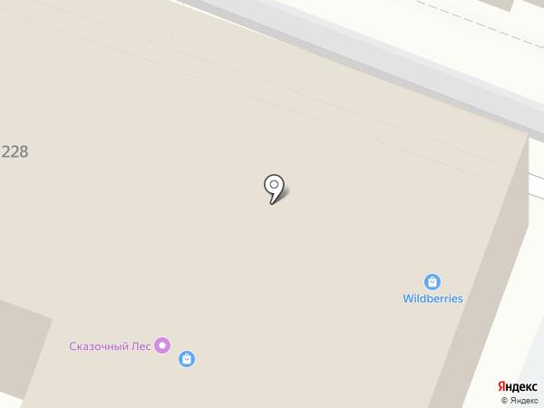 Покров на карте Бессоновки