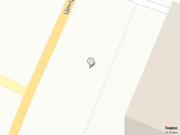 Агентство по поддержке и развитию предпринимательства в Бессоновском районе, МУП на карте Бессоновки