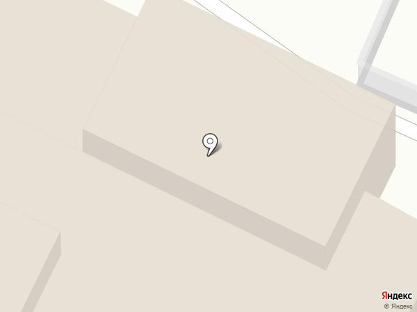 Авто-Колор на карте Пензы