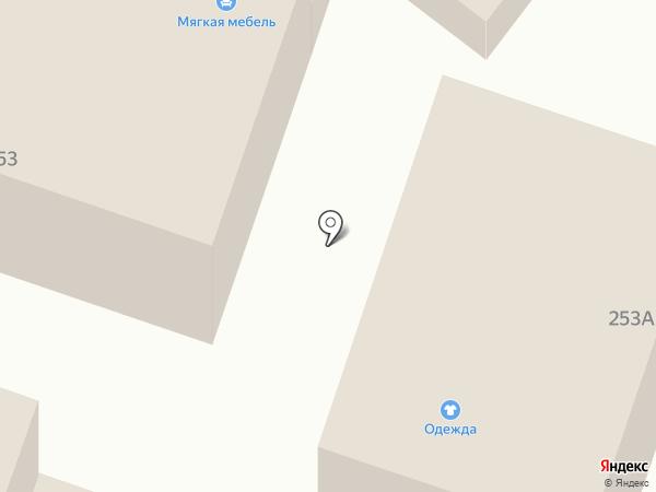 Моя Виктория на карте Бессоновки