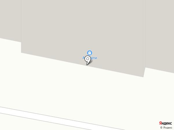 Ассорти на карте Пензы