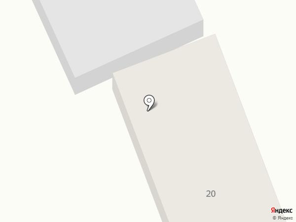 Теплотехника на карте Пензы