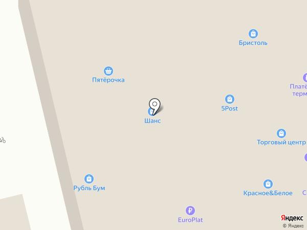Царица на карте Бессоновки