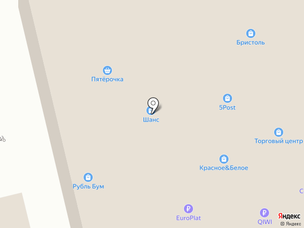 Нотариус Китанина В.А. на карте Бессоновки