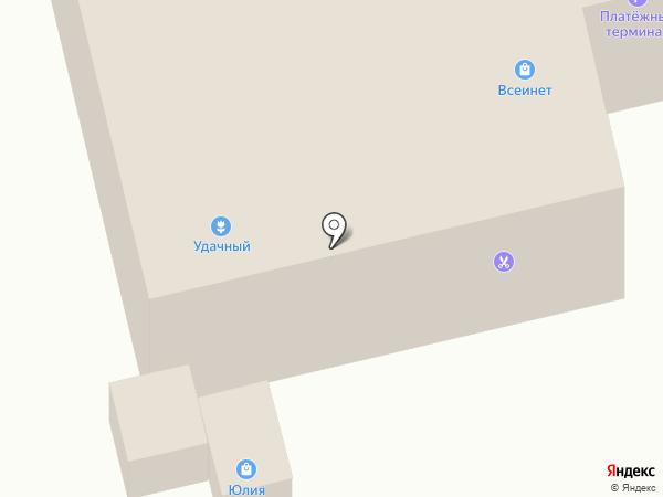 Магазин на карте Бессоновки