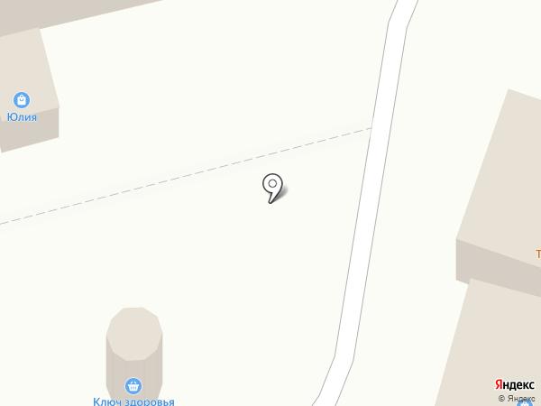 МегаСтройка на карте Бессоновки