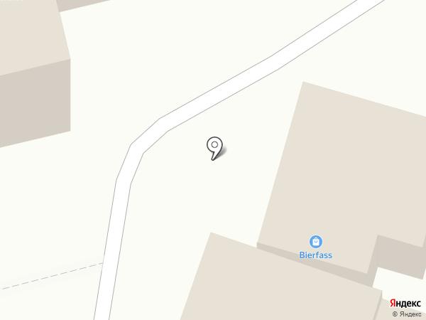 Бристоль на карте Бессоновки