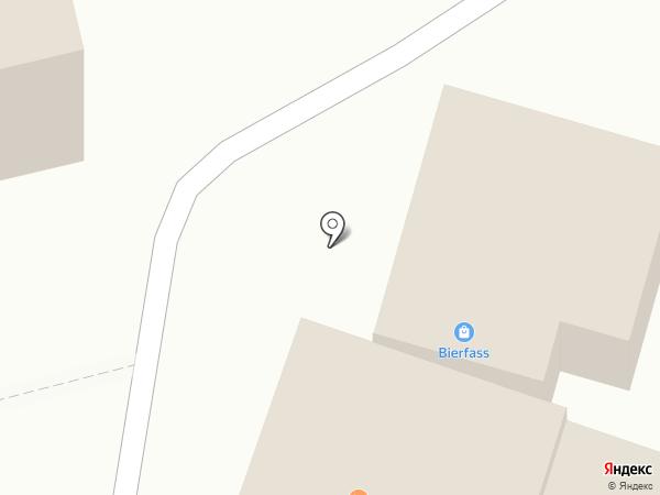 Мясная лавка на карте Бессоновки