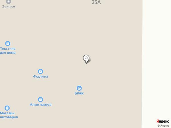 СРТ Мобайл на карте Пензы