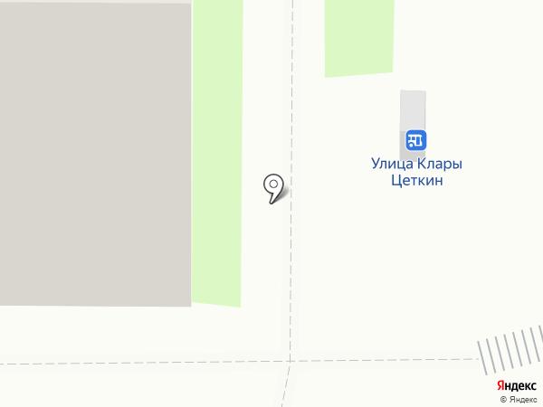 Оптима на карте Пензы