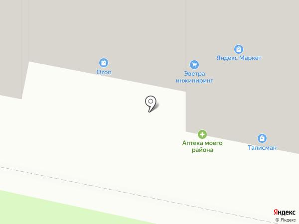 Магазин игрушек на карте Пензы