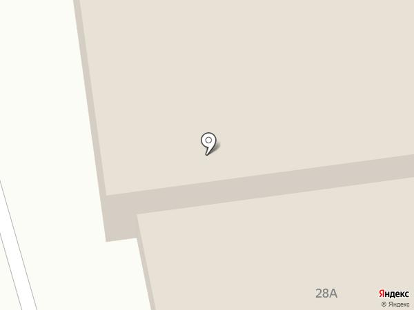 Кондитерский цех на карте Пензы