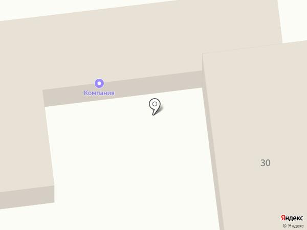 Авто-тайм на карте Пензы