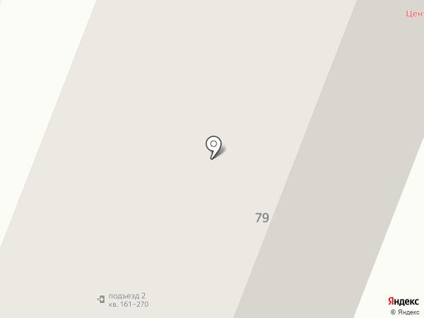 АФРИКА на карте Пензы