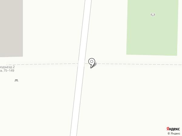 Пензастрой-сервис ГПЗ на карте Пензы