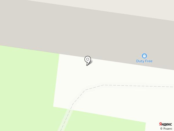 Дьюти фри Пенза на карте Пензы