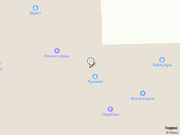 Сеть платежных терминалов, Банк Кузнецкий, ПАО на карте Пензы
