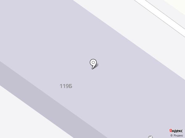 Детский сад на карте Бессоновки