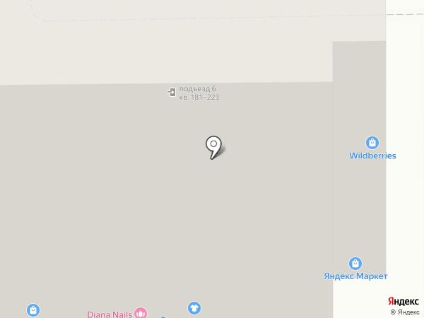 Обувной магазин на карте Пензы