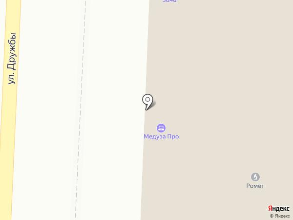 349 на карте Пензы