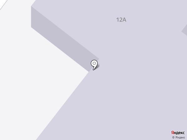 Начальная школа-детский сад на карте Бессоновки