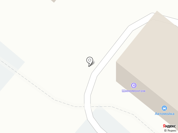 Автоцентр на карте Засечного