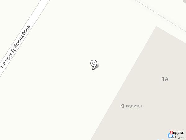 Новый на карте Пензы